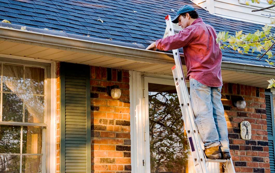 Gutters, Siding & Windows